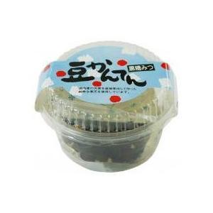豆かんてん・黒蜜155g×12個セット【太洋】