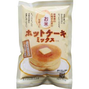 【1個ならメール便対応】【桜井食品】お米のホットケーキミックス 200g