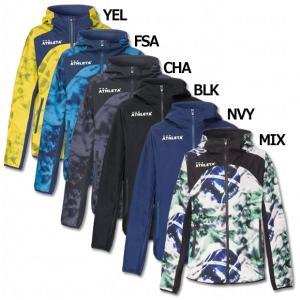 圧倒的な人気を誇るアスレタ、ストレッチトレーニングジャケット。 ウーブン素材を使用したトレーニングジ...