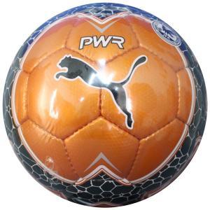 エヴォパワー VIGOR グラフィック フェアリーコーラル×プーマホワイト 【PUMA|プーマ】サッカーボール5号球082789-41-5...