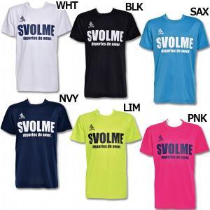 ジュニア ロゴプラTシャツ J 【SVOLME|スボルメ】サッカーフットサルジュニアウェアー171-...