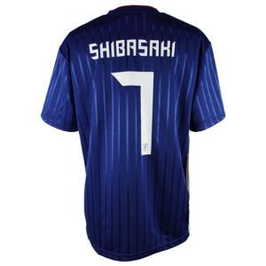日本代表 2019 プレーヤーズTシャツ 7.柴崎岳 サッカー日本代表ウェアー19fw-jfa-7-s|kemari87