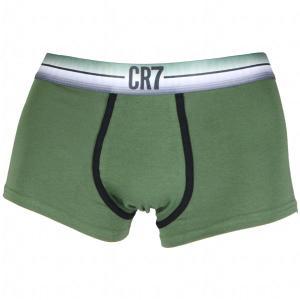 CR7 メンズ ボクサーパンツ グリーン×ブラック 【CR7|シーアールセブン】サッカーフットサルウェアー8300-47-242|kemari87