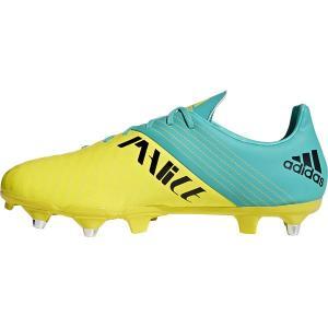 マライス SG ショックイエローF18×コアブラック 【adidas|アディダス】ラグビースパイクac7738|kemari87|02