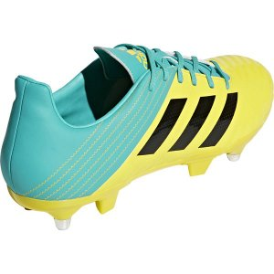 マライス SG ショックイエローF18×コアブラック 【adidas|アディダス】ラグビースパイクac7738|kemari87|03