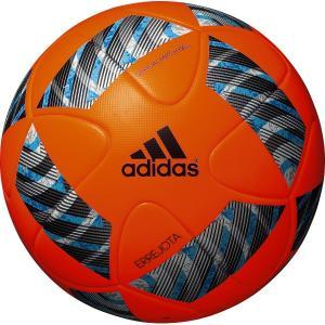 エレホタ 試合球 ソーラーオレンジ 【adidas|アディダス】サッカーボール5号球af5100r|kemari87
