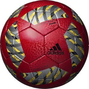 エレホタ グライダー レッド 【adidas|アディダス】サッカーボール5号球af5104r|kemari87