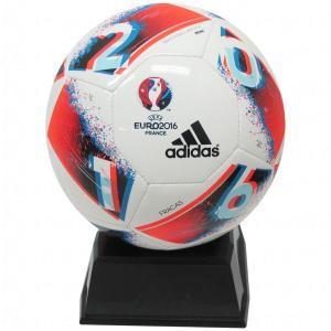 UEFA EURO 2016 決勝トーナメント 試合球 フラカス ミニ FRACAS デザインモデル 【adidas|アディダス】サッカーボール1号球|kemari87
