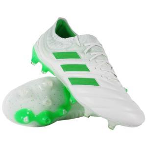コパ 19.1 FG/AG ランニングホワイト×ソーラーライムS16 【adidas アディダス】サッカースパイクbb9186