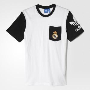 レアルマドリッド ポケットTシャツ 【adidas originals|アディダスオリジナルス】クラブチームウェアーbfz17-ai7418|kemari87