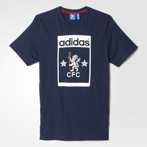 チェルシー TOUNGE Tシャツ 【adidas originals|アディダスオリジナルス】クラブチームウェアーbfz19-ai7420|kemari87