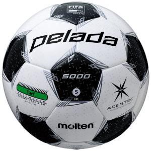 モルテン、サッカーボール5号球。 ペレーダシリーズの大人(中学生以上)規格ボール、芝グラウンド用。 ...