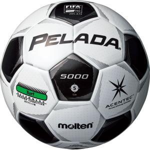 ペレーダ5000 芝用 【molten|モルテン】サッカーボール5号球f5p5000