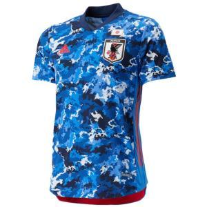 サッカー日本代表2020年モデル、ホームオーセンティックユニフォーム。 コンセプトは「日本晴れ」。ひ...