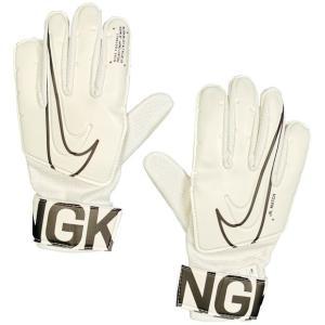 GK ジュニア マッチ ホワイト×ブラック 【NIKE|ナイキ】サッカーフットサルゴールキーパーグロ...