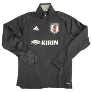 サッカー日本代表 ウォームトップ ブラック 【adidas アディダス】サッカー日本代表ウェアーhh...