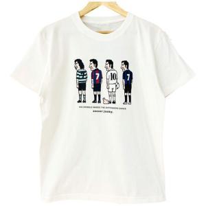 Dribbleman 半袖Tシャツ 【SoccerJunky|サッカージャンキー】サッカーフットサルウェアーsj20310|Kemari87 PayPayモール店