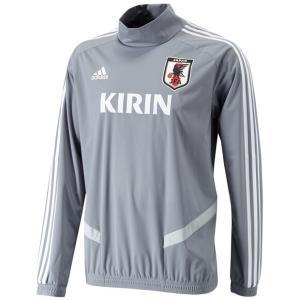 サッカー日本代表 TIRO19 レインピステトップ グレー 【adidas アディダス】サッカー日本...