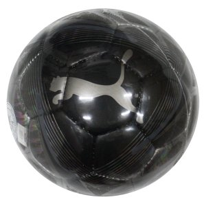 アイコンボール SC プーマブラック×アスファルト 【PUMA|プーマ】サッカーボール4号球083431-03-4|kemarifast