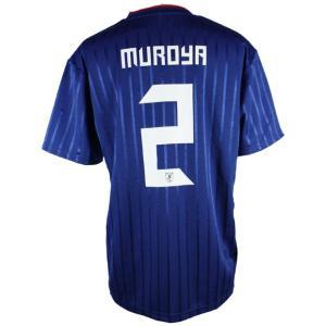 日本代表 2019 プレーヤーズTシャツ 2.室屋成 サッカー日本代表ウェアー19fw-jfa-2-m kemarifast