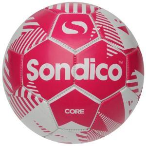 コア XT フットボール ピンク×ホワイト 【Sondico|ソンディコ】サッカーボール4号球822007-06-4|kemarifast