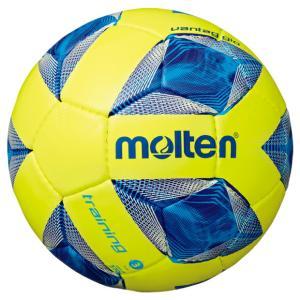 ヴァンタッジオ ジュニア 370 ライトイエロー×ブルー 【molten|モルテン】サッカーボール3号球f3a9000-lb|kemarifast