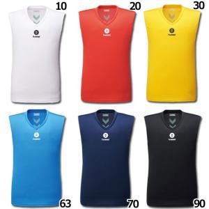 つめたインナーシャツ 【hummel|ヒュンメル】サッカーフットサルウェアーhap5026|kemarifast
