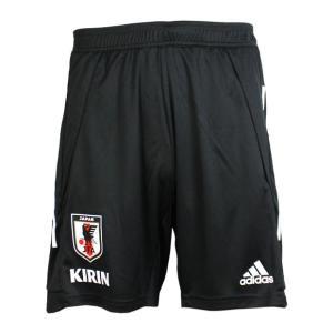 サッカー日本代表 トレーニングショーツ ブラック 【adidas アディダス】サッカー日本代表ウェア...