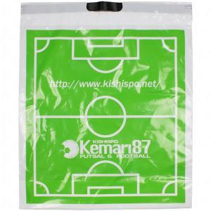 オリジナルフィンバッグ 【KISHISPO キシスポオリジナル】サッカーフットサルアクセサリーkishispo-fin2