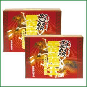 2個セット 健美堂 超級雷電王|kenbido