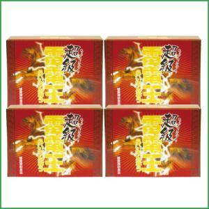 4個セット 健美堂 超級雷電王|kenbido