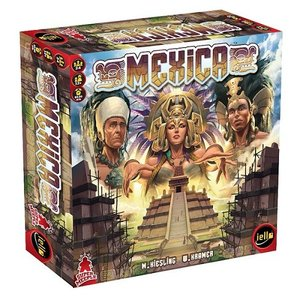 Mexica (メキシカ) (並行輸入品) 新品 ボードゲーム アナログゲーム テーブルゲーム ボドゲ|kenbill