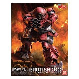 甲騎兵ボトムズに登場するアーマードトルーパー「ブルーティッシュドッグ」が1/20スケールで登場。ボル...
