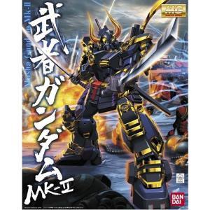 カトキハジメ氏によってリニューアルされた武者ガンダムMK-IIを初立体化!■多数の可動箇所による大胆...