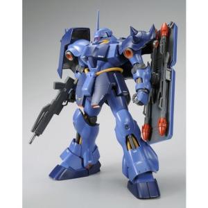 『機動戦士ガンダム 逆襲のシャア』より、レズン・シュナイダーが操る青いギラ・ドーガがマスターグレード...
