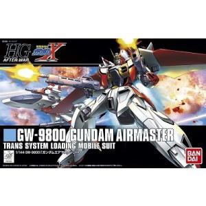 (HGAW) 1/144 (184)GW-9800 ガンダムエアマスター (機動新世紀ガンダムX)(...