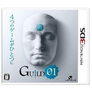 GUILD01 (ギルドゼロワン) 新品 3DS (弊社ステッカー付)
