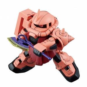 (014) MS-06S シャア専用ザクII (機動戦士ガンダム) 新品SDガンダム クロスシルエッ...