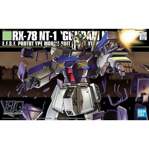 1/144 (047)RX-78 NT-1 ガンダム NT1 (アレックス) (機動戦士ガンダム00...