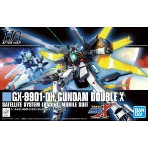 (HGAW)1/144 (163) GX-9901-DX ガンダムダブルエックス (機動新世紀ガンダ...