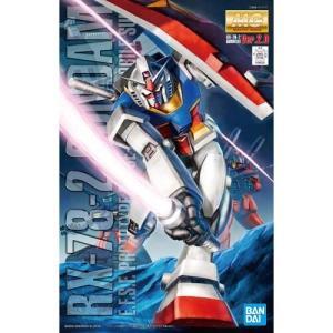 1/100 RX-78-2 ガンダム Ver.2.0 (機動戦士ガンダム)(再販) 新品MG   ガ...
