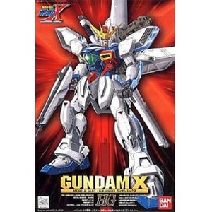 1/100 GX-9900 ガンダムX (機動新世紀ガンダムX) 新品  プラモデル