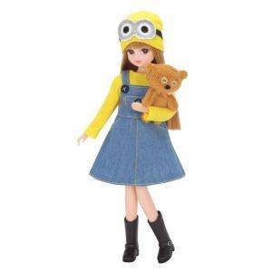 ドール LD-08 ミニオン だいすきリカちゃん 新品リカちゃん   (リカちゃん人形 着せ替え人形 女の子向け タカラトミー)|kenbill
