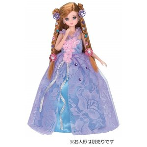 ドレス ジュエルアップ ドレスセット ファンタジックフラワー 新品リカちゃん   (リカちゃん人形 着せ替え人形 女の子向け タカラトミー)|kenbill