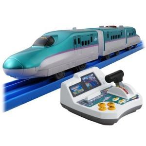 ぼくが運転!マスコン 北海道新幹線はやぶさ 新品プラレール   タカラトミー セット (弊社ステッカー付) kenbill