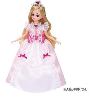 ドレス LW-12 プリンセスピンクリボン 新品リカちゃん   (リカちゃん人形 着せ替え人形 女の子向け タカラトミー)|kenbill