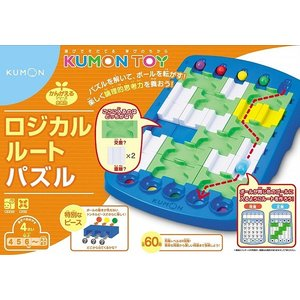 くもんのロジカルルートパズル 新品くもん出版   知育玩具 学習玩具|kenbill