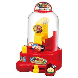 アンパンマン わくわくクレーンゲーム Jr. 新品   知育玩具 おもちゃ (弊社ステッカー付)|kenbill