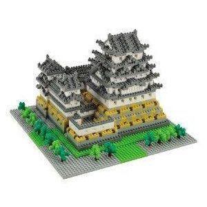 姫路城 新品ナノブロック   nano block...