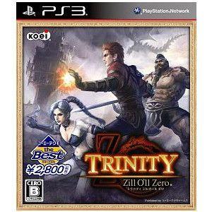 (謝恩セール)(BEST)トリニティ ジルオール ゼロ -TRINITY Zill O'll Zero- 新品 PS3|kenbill